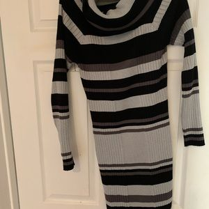 Stretch dress fits 2X
